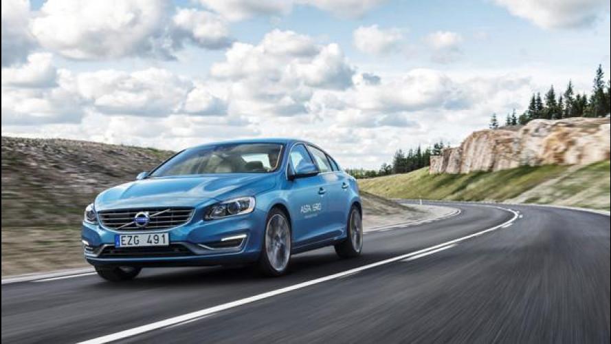 Volvo inventa la pista personalizzabile