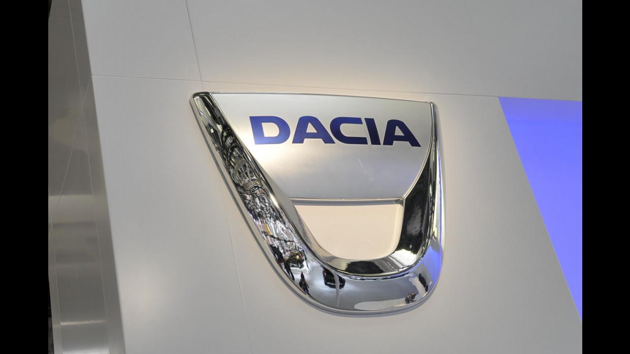 Dacia al Motor Show di Bologna 2011