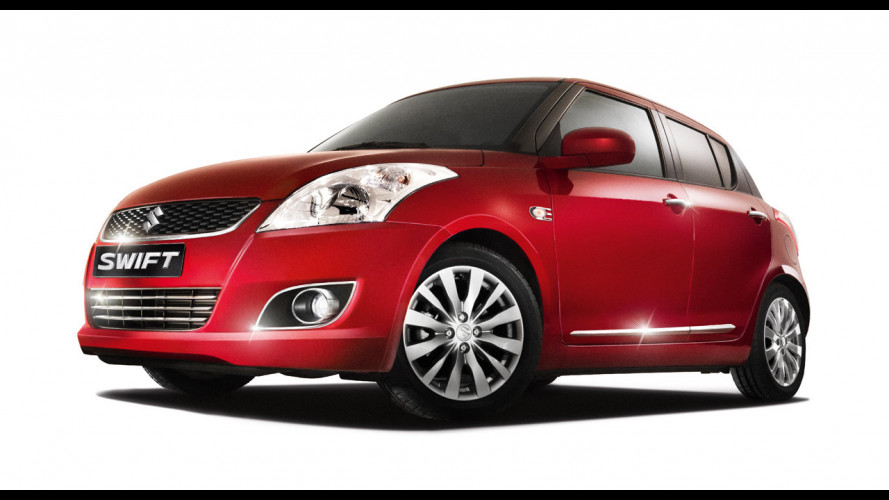 Suzuki Swift Lupin