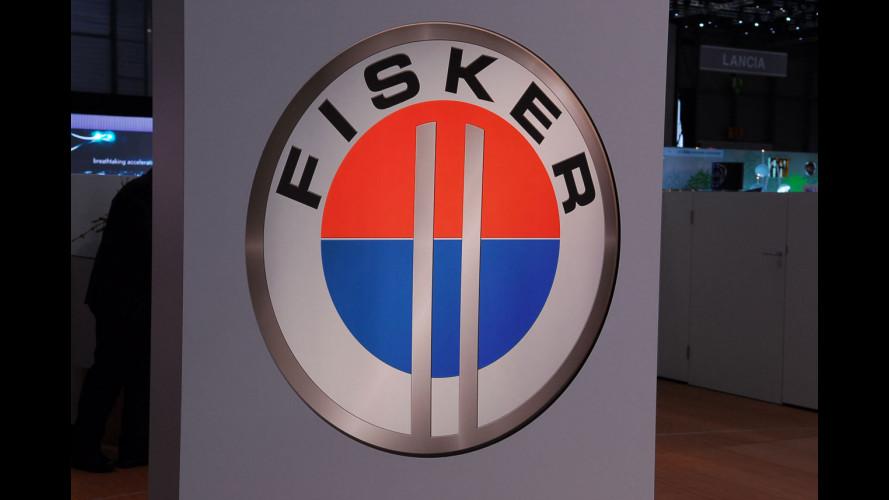Fisker Karma: debutto europeo a Ginevra