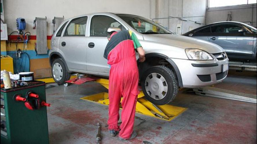 Revisioni auto: nuove regole anti truffa