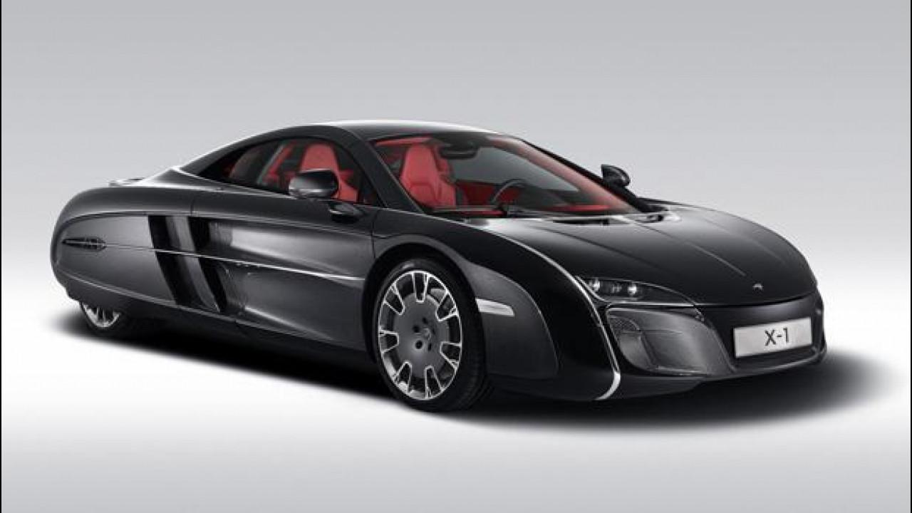 [Copertina] - McLaren X-1