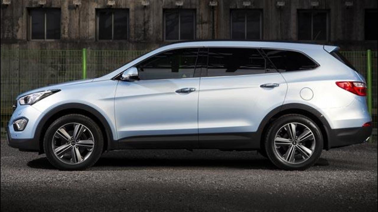 [Copertina] - Hyundai Grand Santa Fe, SUV versione