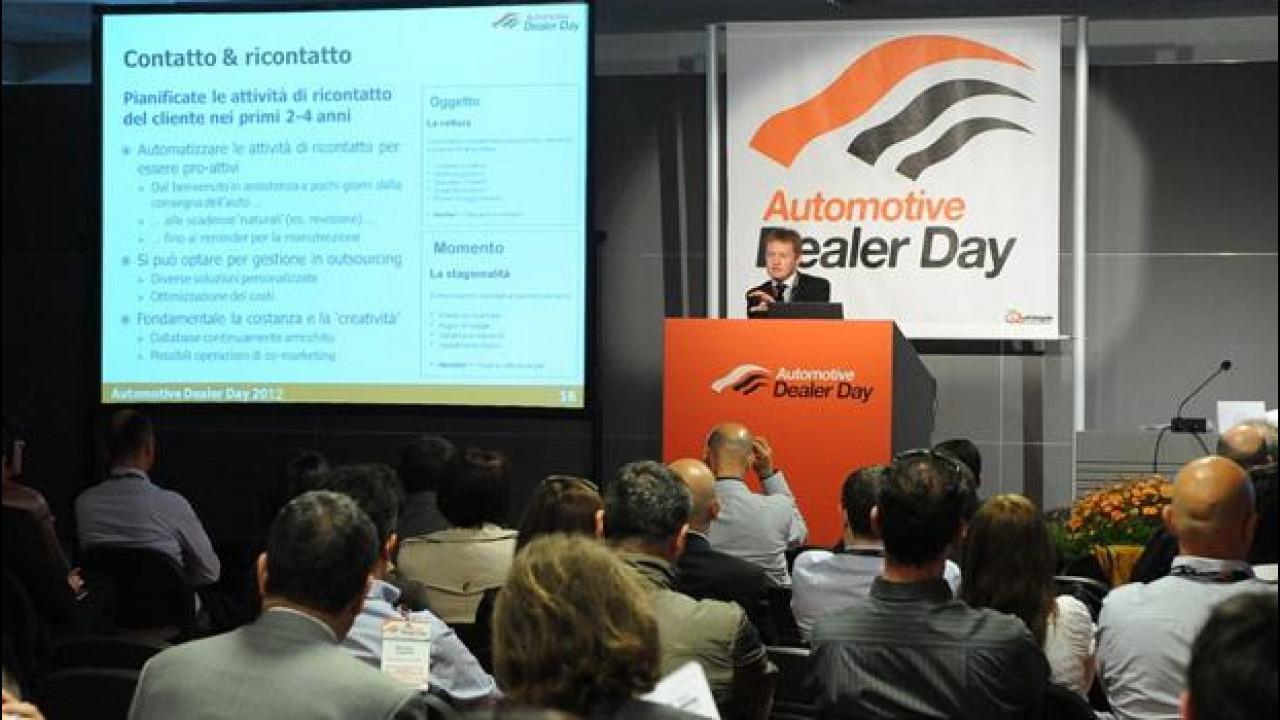 [Copertina] - Automotive Dealer Day 2012: si è chiusa l'edizione dei record