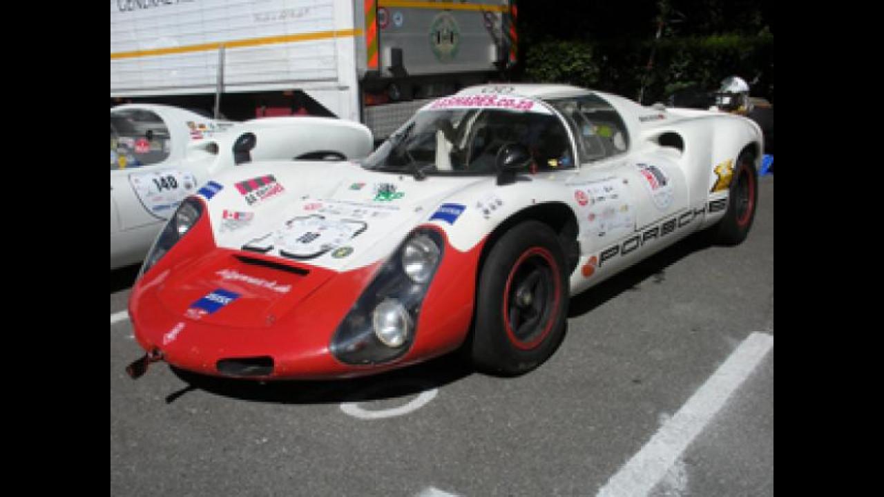 [Copertina] - Porsche Italia alla Vernasca Silver Flag 2013 per i 50 anni della 911