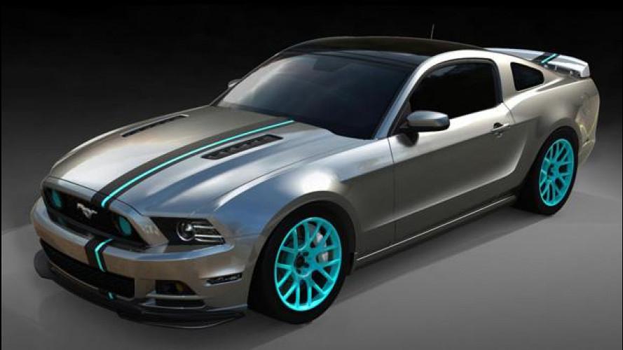 Ford Mustang: al SEMA 3 proposte al femminile