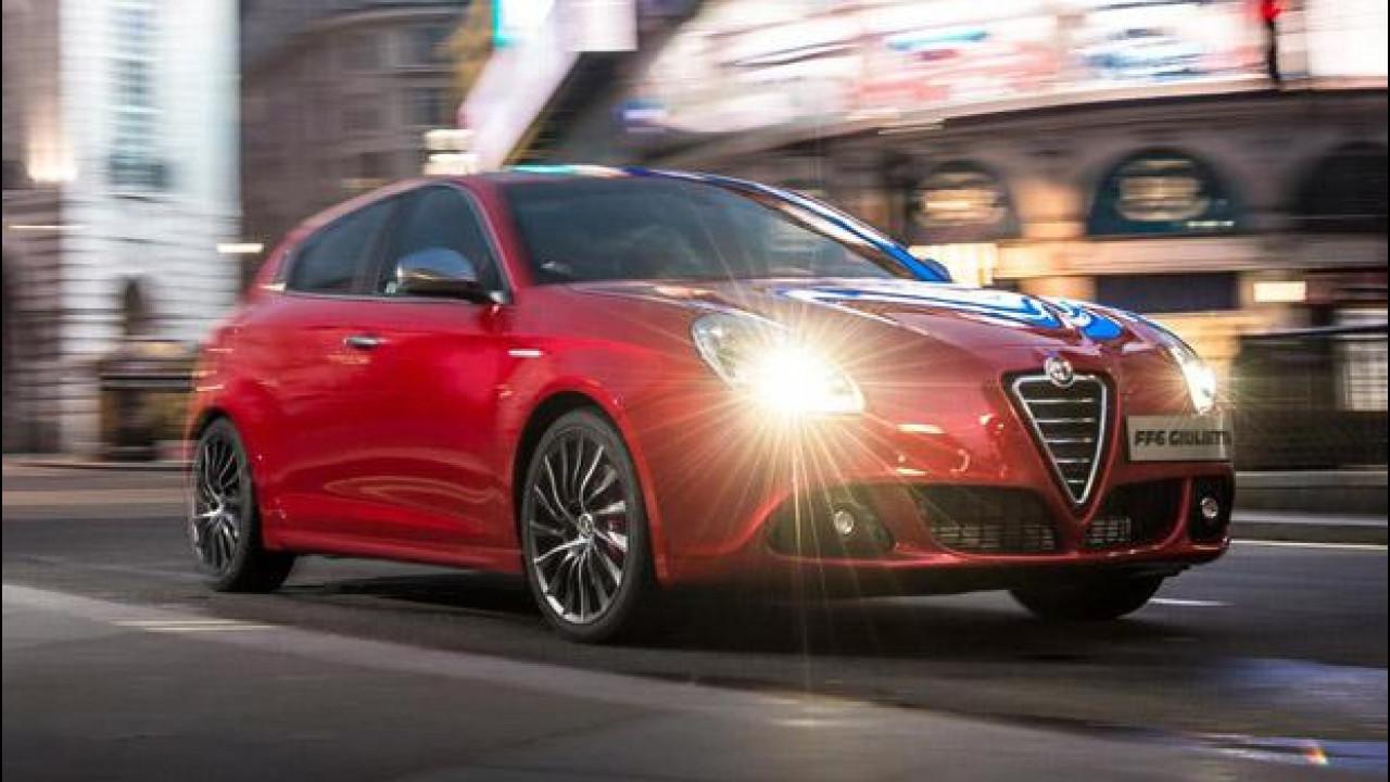 [Copertina] - Marchionne: l'Alfa Romeo potrebbe andarsene dall'Italia