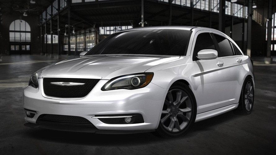 Chrysler 200 Super S tuning pack announced for Detroit