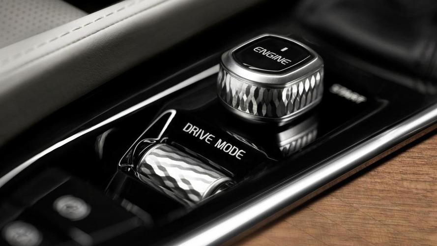 Volvo details XC90 T8 hybrid system