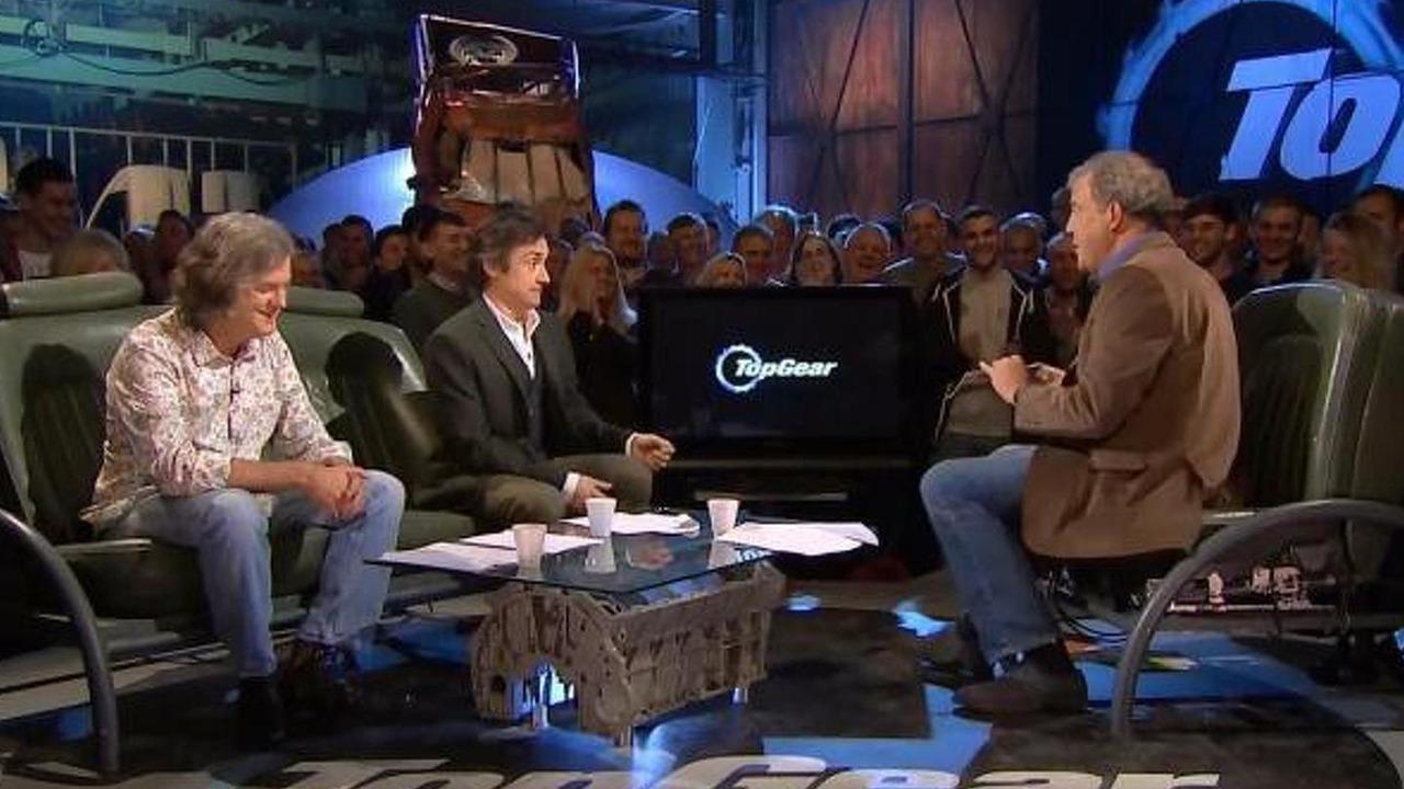 Top Gear studio
