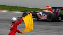 Yellow flag / XPB
