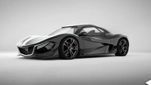 Mazda RX-9 rendering / Alex Hodge