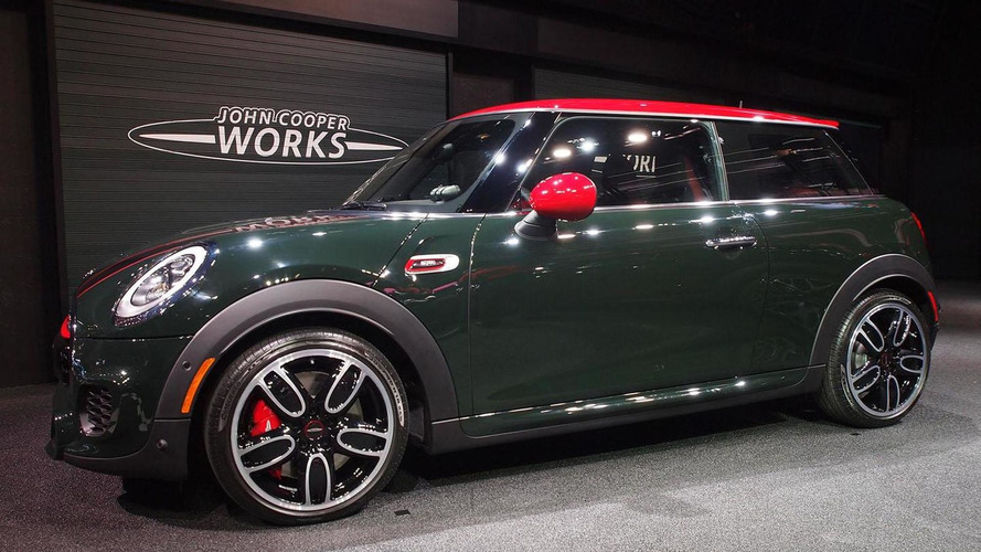 MINI Cooper JCW arrives in Detroit, U.S. pricing announced
