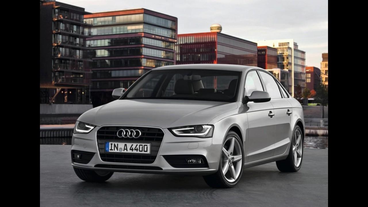 Novo Audi A4 é lançado na Índia