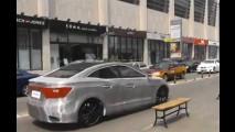 Incrível: Veja como é fabricado o Novo Hyundai Azera chinês movido a pedal