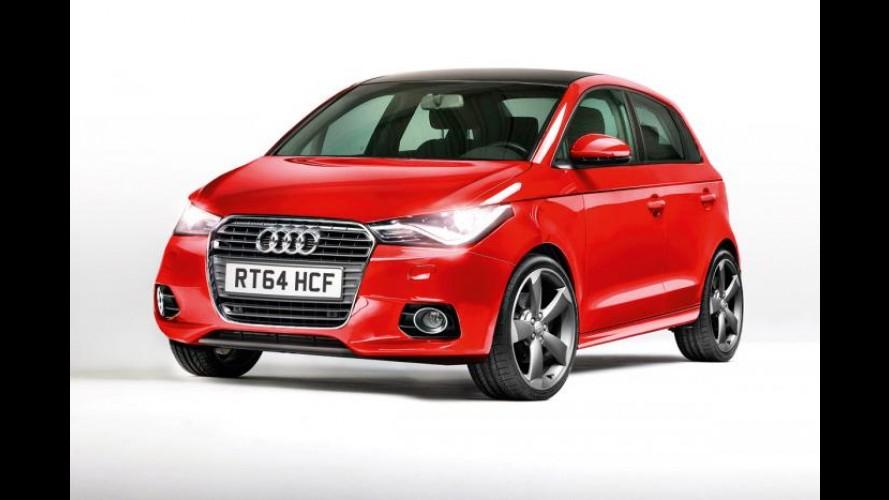 Novo Audi A2 não foi esquecido e deverá ser lançado em 2014