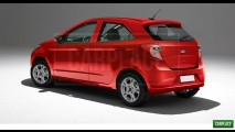 Informes do novo Ka: motor ECOnetic, nome definido, consumo campeão e vendas na Europa
