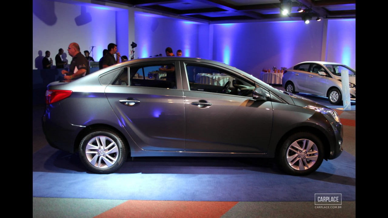 Novo Hyundai HB20S: confira os preços de todas as versões