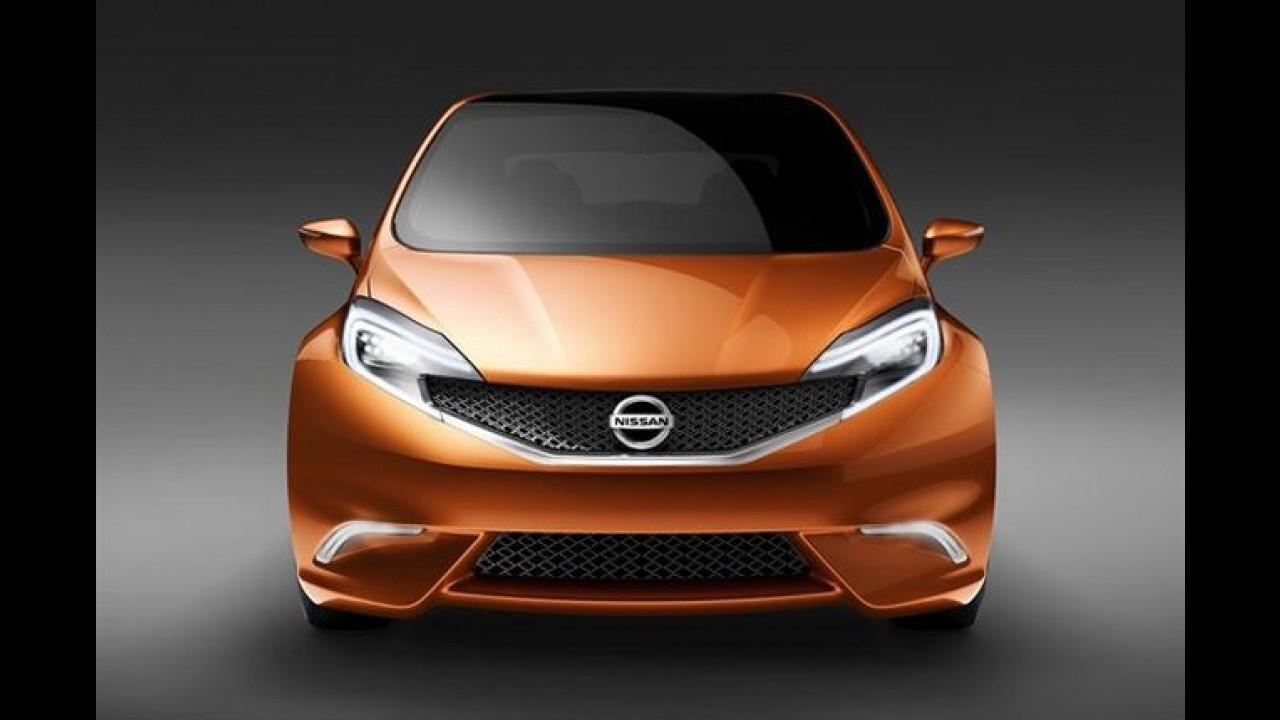 Nissan Invitation Concept tem imagens reveladas