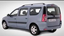 Largus será o primeiro Lada a utilizar plataforma Renault