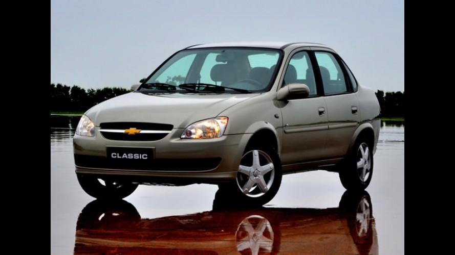 TOP ARGENTINA: Veja a lista dos carros mais vendidos em 2012