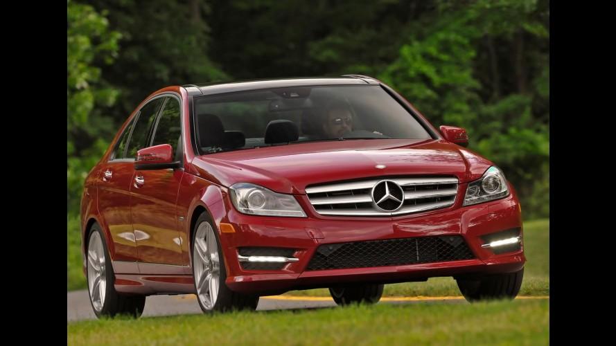 Melhor janeiro da história para a Mercedes-Benz