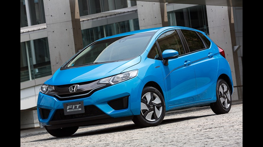 Novo Honda Fit 2014 custa o equivalente a R$ 29.500 no Japão