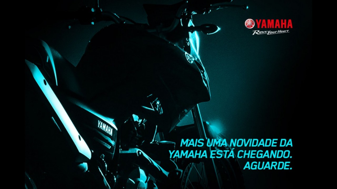 Yamaha divulga teaser da nova trail 150 - nome será Crosser