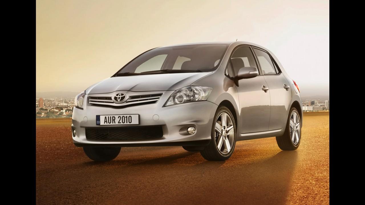 Galeria de Fotos: Toyota Auris 2010, o hatch que pode chegar ao Brasil