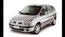 Renault lança Scénic Kids com DVD no teto por R$ 52.090