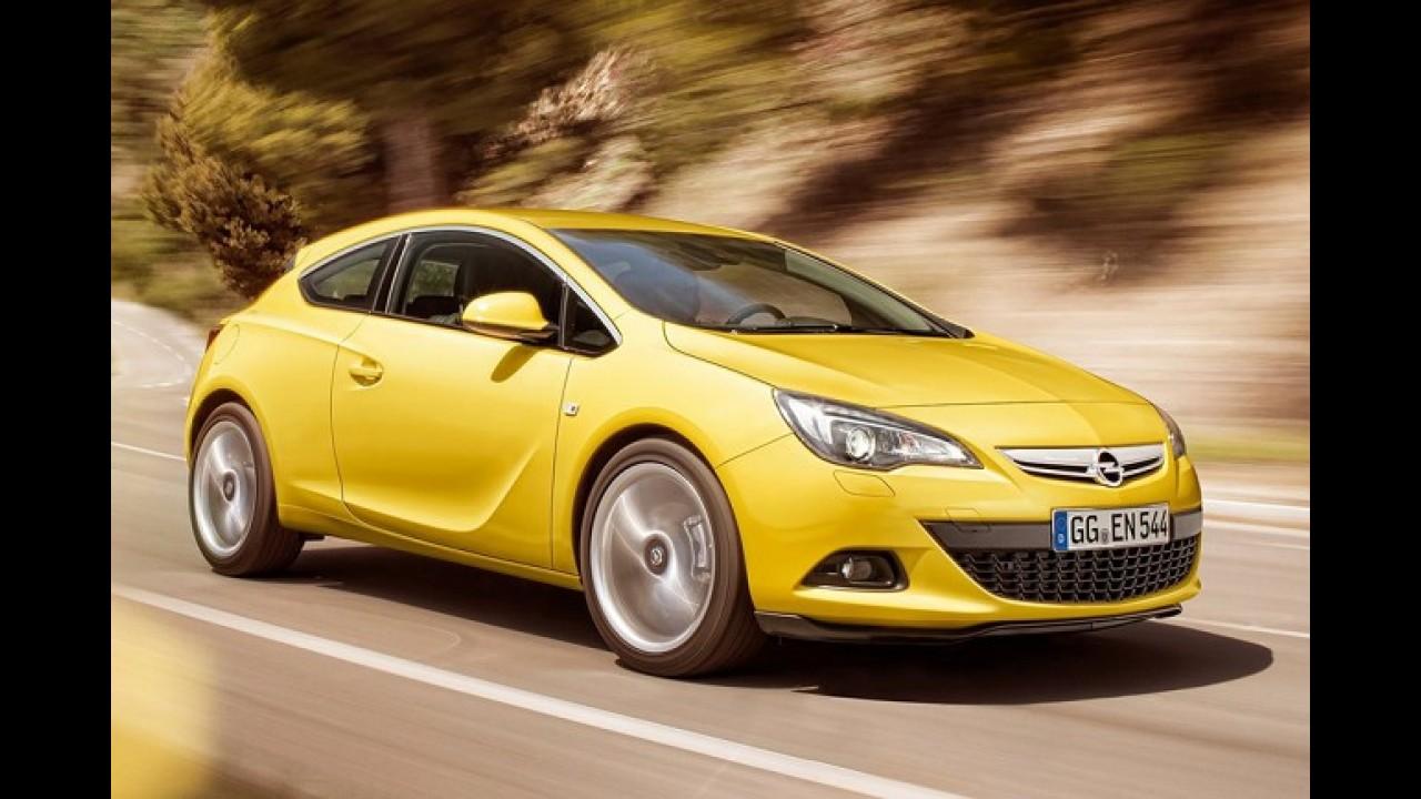 As atrações da Opel para o Salão de Frankfurt