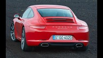 Oficial: Porsche revela primeiros detalhes da sétima geração do 911 Carrera - Veja fotos