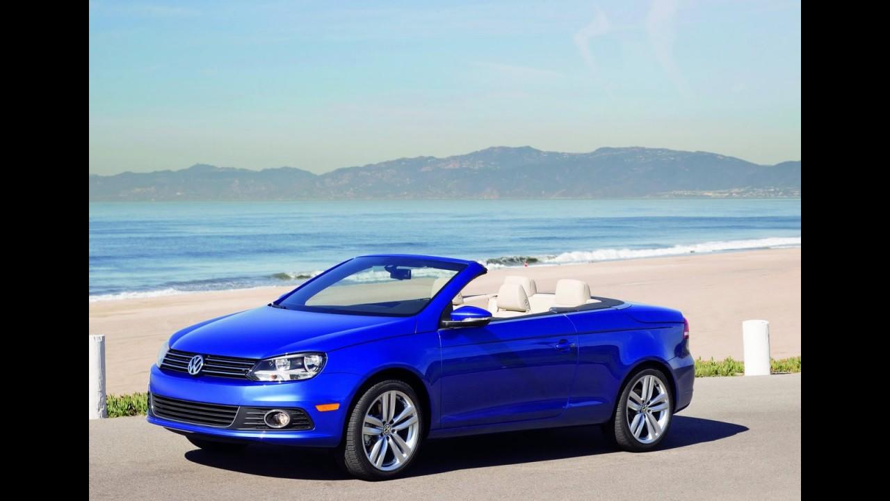 Volkswagen divulga novas fotos do Novo Eos 2011