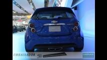 Fotos: Chevolet Aveo RS Concept no Salão do Automóvel