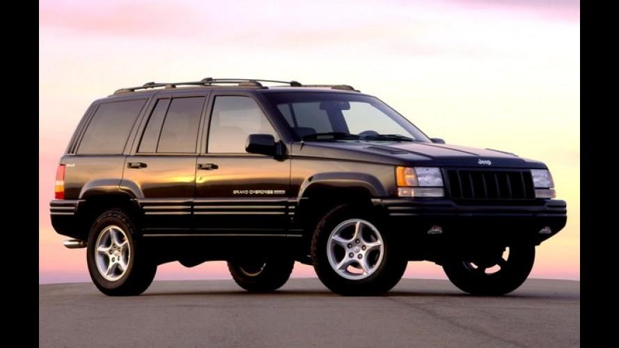 Jeep anuncia recall para quase 10 mil unidades do Cherokee no Brasil