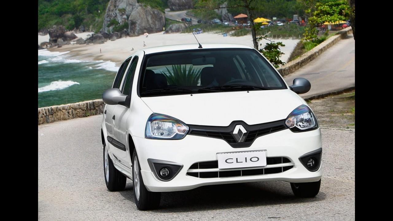 """Renault tem seis modelos com nota """"A"""" em consumo do Inmetro"""