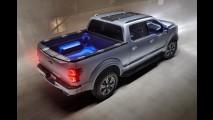 Próxima geração da F-150 poderá ter carroceria feita em alumínio