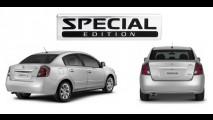 Nissan Sentra S Special Edition chega em breve - Atual geração começa a se despedir