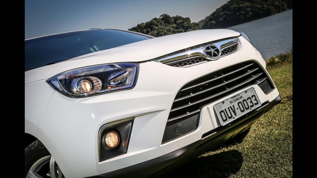 Segredo: novo carro nacional da JAC Motors terá câmbio automático CVT