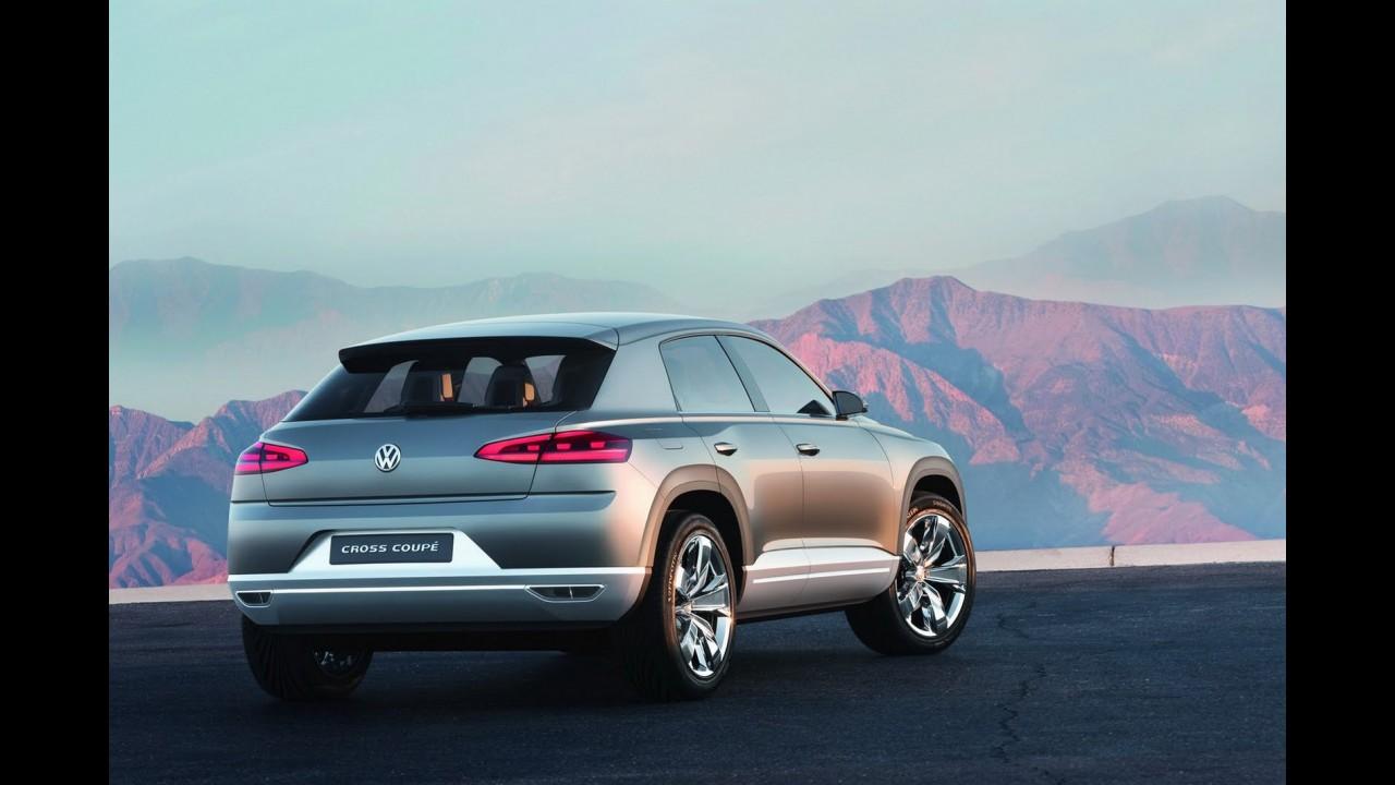 Com base no próximo Polo, Volkswagen fará crossover para ficar abaixo do Tiguan em 2014