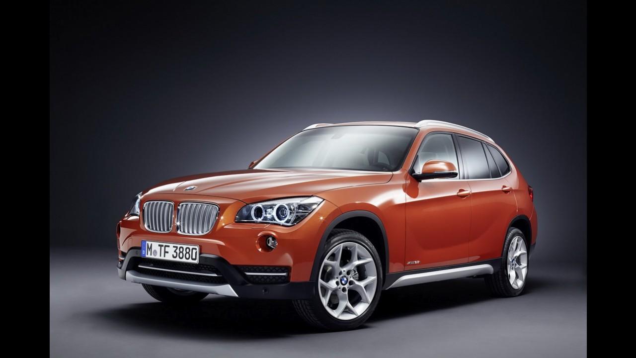 Próxima geração do BMW X1 usará plataforma do Mini Cooper e terá tração dianteira