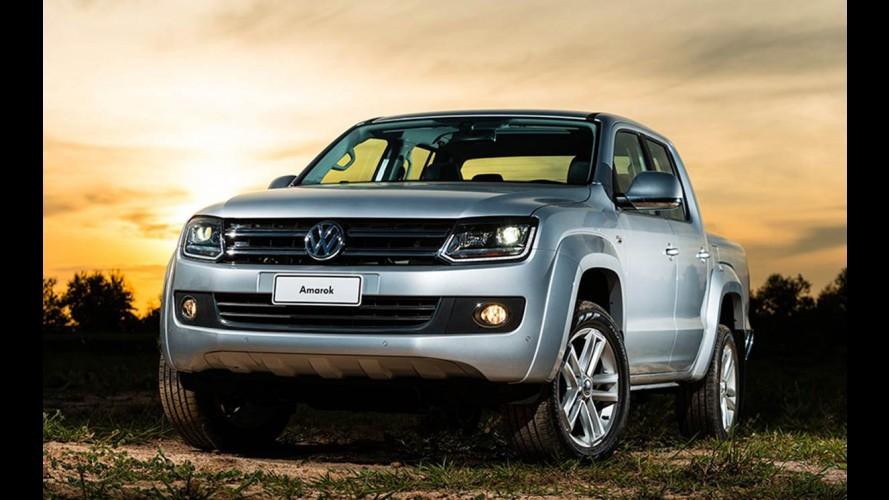 VW tem 30 dias para esclarecer se Amarok está envolvida no 'dieselgate'