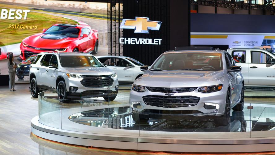 Nine Chevy models to get Redline treatment