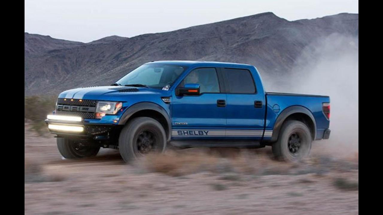 Shelby revela Baja 700,