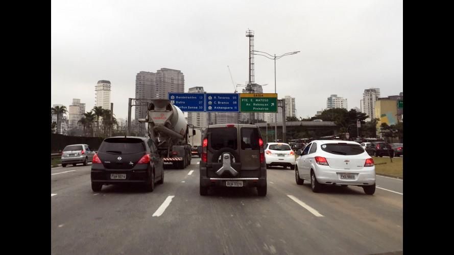 Multas de trânsito mais caras a partir de novembro; reajuste mínimo será de 53%