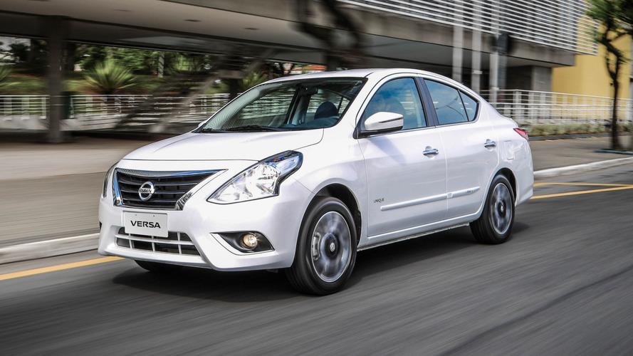 Recall: Nissan chama mais de 14 mil March e Versa por falha na ignição