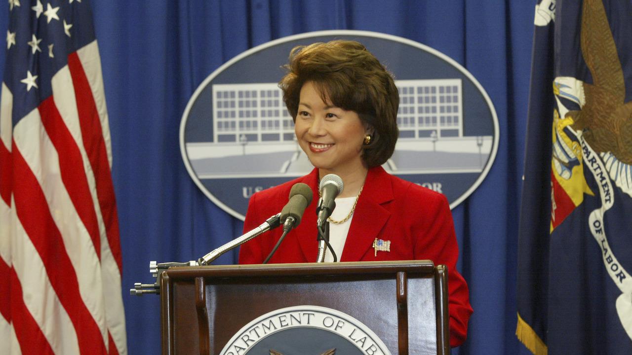 Secretary of Transportation Elaine Chao