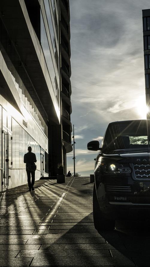 Range Rover fotoğrafları Jonas Bendiksen
