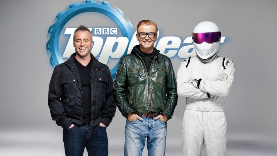 Matt LeBlanc, o Joey de Friends, é o novo integrante do Top Gear