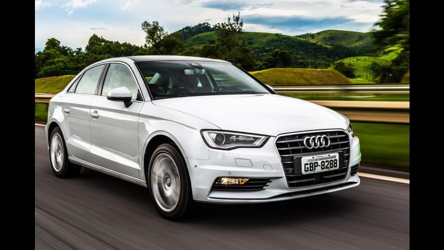 Recall: Audi convoca A3 Sedan 2.0 por problema na barra de direção
